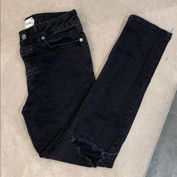 Men's topman skinny jeans